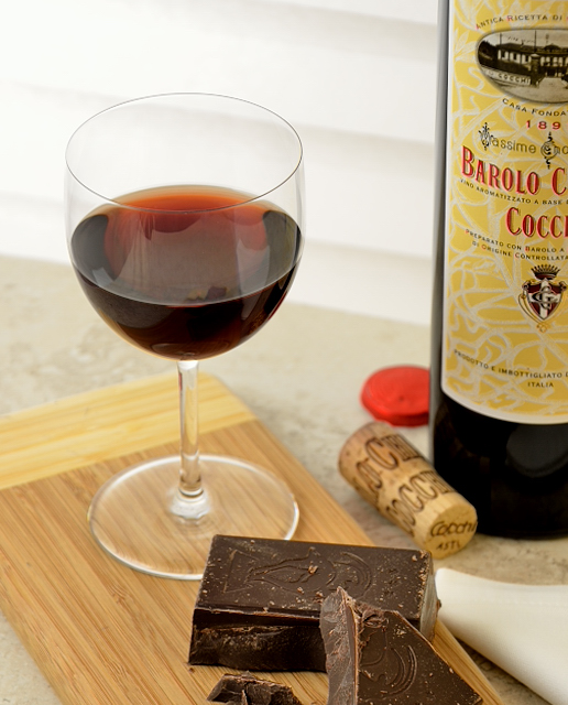 Barolo Chinato Chocolate