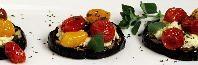 Baked Ricotta With Roasted Tomatoes Recipes — Dishmaps