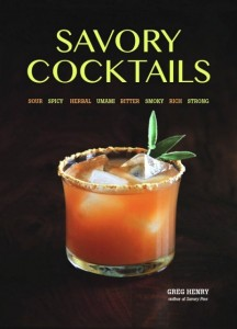 Savory Cocktails Cover 02