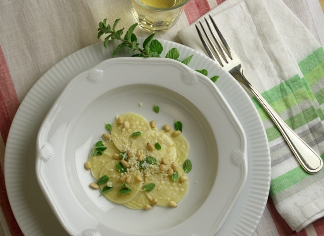Marjoram Sauce With Capers & Green Olives Recipe — Dishmaps
