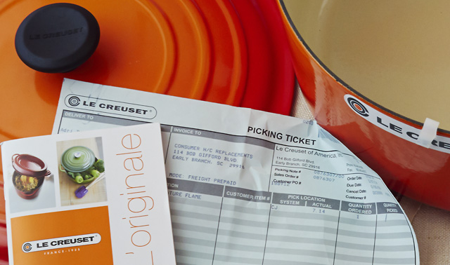 My Replacement Le Creuset 9qt Oven
