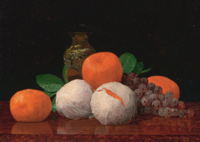 McCloskey-Still_Life_With_Wrapped_Tangerines