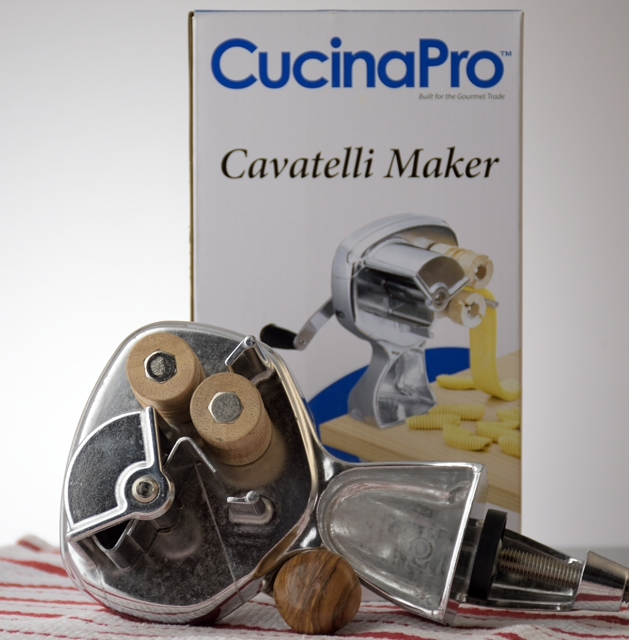 Cavatelli Maker from Artisanal Pasta Tools