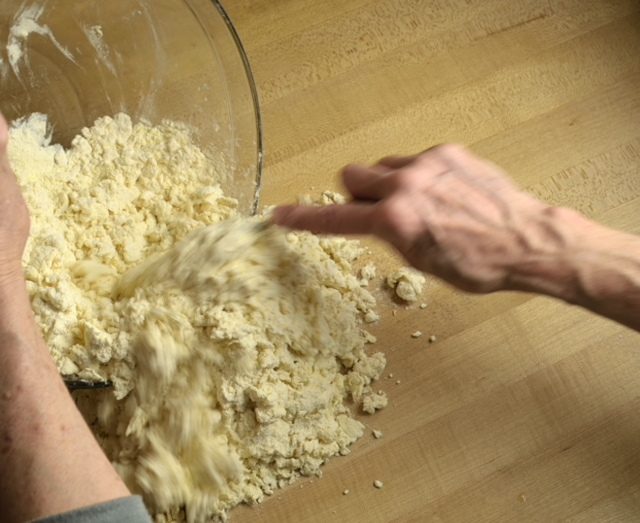 Cavatelli Dough