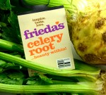 Friedas Celery Root